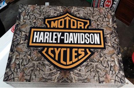 Harley Davidson Toolbox