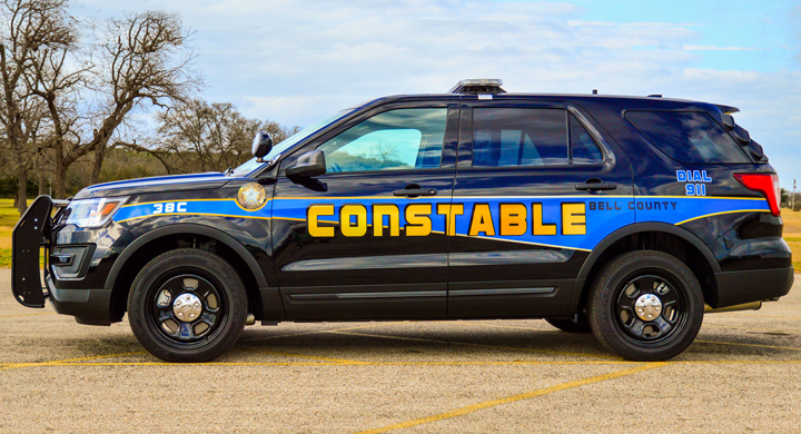 Bell County Constable